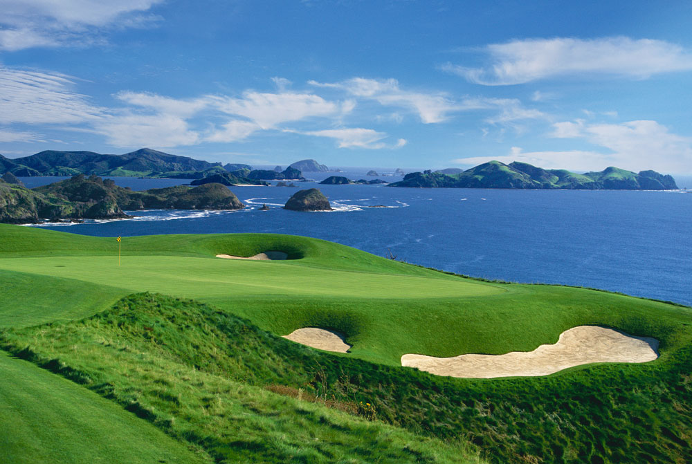 Kauri Cliffs Golf Course, Northland