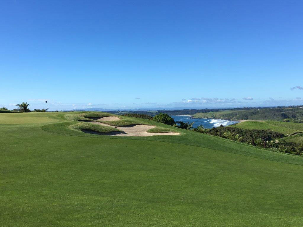 kauri cliffs golf course northland